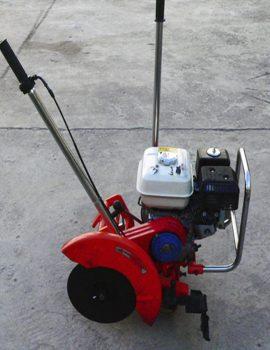 cortador de trilhos com haste